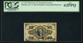 Fractional Currency:Third Issue, Fr. 1253 10¢ Third Issue PCGS New 62PPQ....