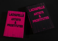 David LaChapelle (b. 1964) Artists and Prostitutes, 2006 Hardcover book 21-1/2 x 15-1/2 inches (5
