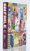 Fine Art - Work on Paper:Print, FAILE (20th century). Faile: Works on Wood, 2014. HardcoverBook. 12 x 9-1/4 x 1-1/4 inches (30.5 x 23.5 x 3.2 cm). Firs...