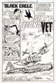 Dick Ayers and Romeo Tanghal All-Out War #4 Complete 12-Page Story Original Art (DC Comics, 1980).... (Total: 12 Origina...
