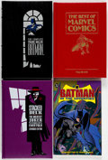 Modern Age (1980-Present):Miscellaneous, Comic Books - Assorted Modern Age Hardback Collections and Trade Paperback Box Lot (Various Publishers, 1980s-90s) Condition: ...