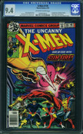 Bronze Age (1970-1979):Superhero, X-Men #118 (Marvel, 1979) CGC NM 9.4 OFF-WHITE TO WHITE pages.