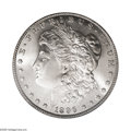 """Morgan Dollars: , 1896-O $1 MS66 PCGS. """"No other Morgan dollar is as consistently deficient in luster, strike, and degree of surface abrasio..."""