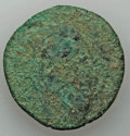 Ancients:Roman Provincial , Ancients: SICILY. Early-mid 1st century AD. AE33 (16.05 gm).VF....