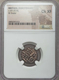 Ancients:Celtic, Ancients: BRITAIN. Durotriges. Ca. 65-20 BC. BI stater.NGCChoice XF....