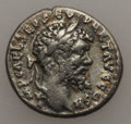 Ancients:Roman Imperial, Ancients: Septimius Severus (AD 193-211). AR denarius (3.11 gm).VF....