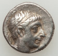 Ancients:Greek, Ancients: CAPPADOCIAN KINGDOM. Ariobarzanes II Philopator (63-52BC). AR drachm (4.14 gm). VF. ...