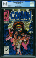 Modern Age (1980-Present):Superhero, Conan the Barbarian #152 (Marvel, 1983) CGC NM/MT 9.8 OFF-WHITE TO WHITE pages.