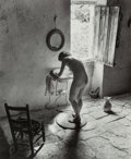 Photographs, Willy Ronis (French, 1910-2009). Le Nu Provençal, 1949. Gelatin silver, 1994. 12-1/2 x 10-1/4 inches (31.8 x 26.0 cm). S...