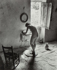 Willy Ronis (French, 1910-2009) Le Nu Provençal, 1949 Gelatin silver, 1994 12-1/2 x 10-1/4 inches