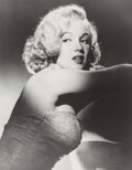 Photographs, László Willinger (Hungarian, 1909-1989). Glamour Shot (Marilyn Monroe), 1948. Gelatin silver, 1989. 19-3/8 x 15 inches (...