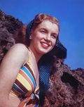 Photographs:Chromogenic, William J. Carroll (American, 1915-2014). Norma Jeane (MarilynMonroe), Castle Rock, California, 1945. Dye coupler, 2010...