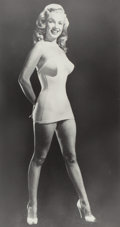 Photographs, László Willinger (Hungarian, 1909-1989). Pin Up (Marilyn Monroe), 1948. Gelatin silver. 19-3/8 x 10-1/2 inches (49.2 x 2...