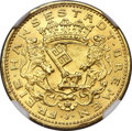 German States:Bremen, German States: Bremen. Free City gold 20 Mark 1906-J MS67 NGC,...