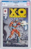 Modern Age (1980-Present):Superhero, X-O Manowar #1 (Valiant, 1992) CGC NM/MT 9.8 White pages....