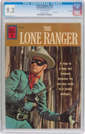 Silver Age (1956-1969):Western, Lone Ranger #143 File Copy (Dell, 1961) CGC NM- 9.2 Off-whitepages....