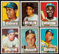 """Baseball Cards:Sets, 1983 Topps """"1952 Topps"""" 30th Anniversary Reprint Complete Set (402). ..."""