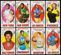 Basketball Cards:Lots, 1969 Topps Basketball Collection (76). ...