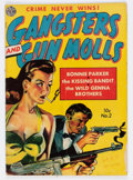 Golden Age (1938-1955):Crime, Gangsters and Gun Molls #2 (Avon, 1951) Condition: VG-....