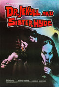 """Movie Posters:Horror, Dr. Jekyll and Sister Hyde (EMI, 1971). Full Bleed British One Sheet (27"""" X 39.5""""). Horror.. ..."""