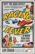 """Movie Posters:Sports, Racing Fever (Allied Artists, 1964). One Sheet (27"""" X 41""""). Sports.. ..."""