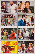 """Movie Posters:Musical, Mr. Imperium (MGM, 1951). Lobby Card Set of 8 (11"""" X 14""""). Musical.. ... (Total: 8 Items)"""