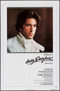 """Bobby Deerfield & Other Lot (Columbia, 1977). One Sheets (2) (27"""" X 41"""") & Mini Lobby Card Sets of 8 (..."""