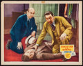 "Movie Posters:Mystery, Charlie Chan at the Olympics (20th Century Fox, 1937). Lobby Card(11"" X 14""). Mystery.. ..."