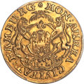 German States:Hamburg, German States: Hamburg. Free City gold 2 Ducats 1674-HL AU58PCGS,...
