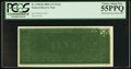 Error Notes:Ink Smears, Fr. 1930-B $1 2003A Federal Reserve Note. PCGS Choice About New55PPQ.. ...