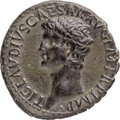Ancients:Roman Imperial, Ancients: Claudius I (AD 41-54). Æ as (26mm, 10.94 gm, 6h). NGC AU★ 5/5 - 3/5, smoothing....