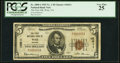 National Bank Notes:Virginia, Wise, VA - $5 1929 Ty. 1 The First NB Ch. # 10611. ...