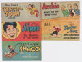 Golden Age (1938-1955):Miscellaneous, Oxydol-Dreft Promotional Mini- Comics Group of (Toby Publishing, 1950).... (Total: 5 Comic Books)