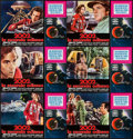 "Movie Posters:Science Fiction, Silent Running (Heritage Italiana, 1976). Italian Photobustas (6)(18"" X 26"") & Vertical Photobusta (25.5"" X 37""). Science F...(Total: 7 Items)"
