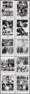 """Beauty and the Beast & Others Lot (Buena Vista, 1991). Presskits (2) (9"""" X 12""""), Photos (10) (8"""" X 10..."""