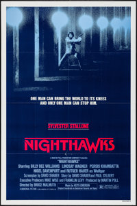 "Nighthawks & Other Lot (Universal, 1981). One Sheets (2) (27"" X 41"") & Mini Lobby Card Sets of..."