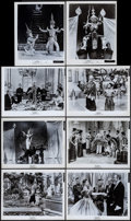 """Movie Posters:Musical, The King and I (20th Century Fox, 1956/R-1961). Photos (13) (8"""" X 10""""). Musical.. ... (Total: 13 Items)"""
