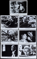 "Movie Posters:Foreign, Wild Strawberries & Others Lot (Janus, 1959). Photos (15) (8"" X 10""). Foreign.. ... (Total: 15 Items)"