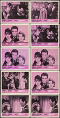 "Movie Posters:Drama, The Children's Hour (United Artists, 1962). Lobby Cards (10) (11"" X14""). Drama.. ... (Total: 10 Items)"