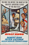"Movie Posters:Adventure, Billy Budd (Allied Artists, 1962). One Sheets (2) (27"" X 41"") 2Styles. Adventure.. ... (Total: 2 Items)"