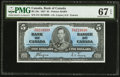 Canadian Currency, BC-23c $5 1937. ...