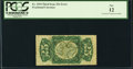 Fractional Currency:Third Issue, Fr. 1294 25¢ Third Issue PCGS Fine 12....