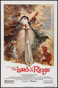 "Movie Posters:Animation, The Lord of the Rings (United Artists, 1978). One Sheet (27"" X 41"")& Mini Lobby Card Set of 8 (8' X 10""). Animation.. ... (Total:9 Items)"