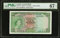 World Currency, Ceylon Central Bank of Ceylon 10 Rupees 16.10.1954 Pick 55. . ...