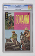 Silver Age (1956-1969):Western, Bonanza #14, 19, and 31 File Copies Group (Gold Key, 1965-69) CGCAverage NM 9.4.... (Total: 3)