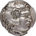 Ancients:Greek, Ancients: CARIAN ISLANDS. Cos. Ca. 300-250 BC. AR tetradrachm(27mm, 14.90 gm, 5h). NGC Choice XF ★ 5/5 - 5/5....