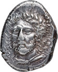 Ancients:Greek, Ancients: LYCIAN DYNASTS. Pericles (ca. 380-360 BC). AR stater (23mm, 9.88 gm, 12h). NGC Choice XF 4/5 - 5/5....