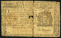 Colonial Notes:New York, New York March 5, 1776 $2 Very Good.. ...