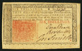 Colonial Notes:New Jersey, New Jersey March 25, 1776 6s Very Fine-Extremely Fine.. ...