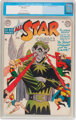 All Star Comics #52 (DC, 1950) CGC FN 6.0 Tan to off-white pages